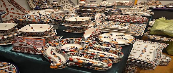 ارتفاع صادرات الصناعة التقليدية المغربية بأزيد من 14 في المائة سنة 2014