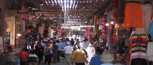 خمس مدن مغربية مفضلة من قبل السياح الاسبان من بين عشر وجهات سياحية خارج أوروبا