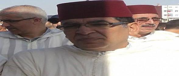 خديم الأعتاب الشريفة الدكتور عبد المالك كوالا يرفع أحر التهاني لصاحب الجلالة الملك محمد السادس بمناسبة الذكرى 16 لعيد العرش المجيد