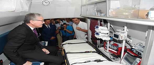 الوردي: 260 ألف طالب سيستفيدون من التغطية الصحية بكلفة إجمالية تبلغ 100 مليون درهم