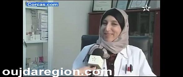 فيديو…د.رشيدة حموتي تخلق الحدث في المجال الاحساني والتضامني