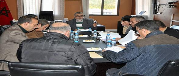 بركان:المجلس الاقليمي يتدارس اتفاقية شراكة مع جمعيات المجتمع المدني