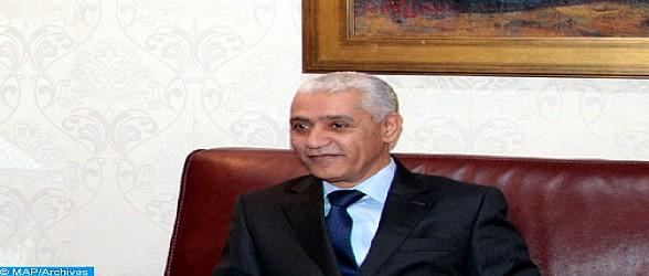 رئيس مجلس النواب يمثل جلالة الملك في مراسم تنصيب الرئيس الجديد لجهورية إفريقيا الوسطى