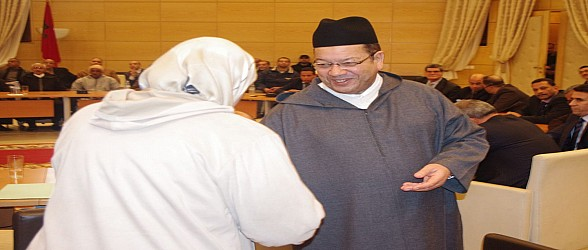 """العلامة بنحمزة:"""" الثقافة الاسلامية لم تكن تعرف معنى التقاعد"""""""