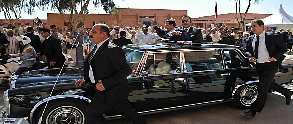 """رصيف الصحافة: الملك محمّد السادس يغادر مدينة مرّاكش """"غاضبا"""""""
