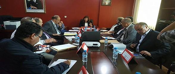 وجدة:الدكتورة صباح الطيبي تدعو إلى التواصل مع المواطنين وتحسين جودة الخدمات