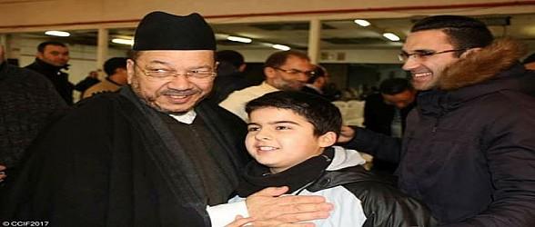 كلمة في حق الدكتور مصطفى بن حمزة رئيس المجلس العلمي المحلي لوجدة