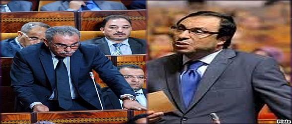 كما أجاب البرلماني بكاوي الوزير اعمارة يطلق سراح الطريق الجهوية بين بركان و الطريق السيار