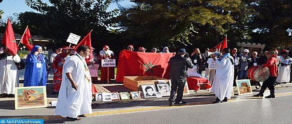 المغرب يستنكر تملص الجزائر من مسؤوليتها الدولية إزاء ساكنة مخيمات تندوف