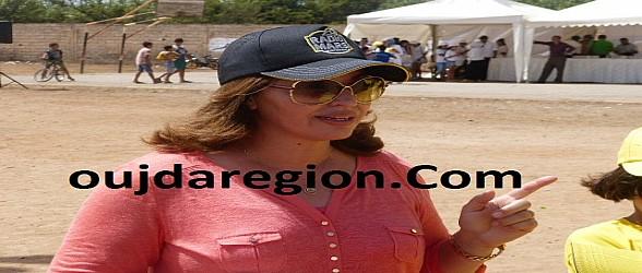 الدكتورة صباح الطيبي..مسار أول مندوبة الشباب والرياضة بالمغرب لا تهزمها الصعاب