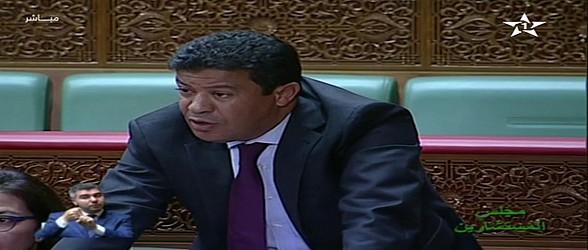 شاهدوا..المستشار عبدالكريم مهدي يفاجئ وزير الاقتصاد بهذا السؤال