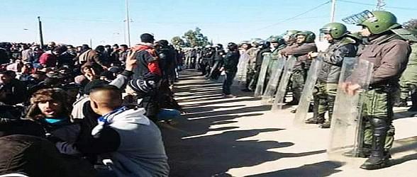 """عاجل..جرادة:المغرب يفند اتهامات""""هيون ووتش""""بقمع المحتجين"""