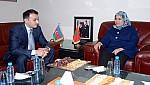 الرباط .. مباحثات مغربية أذربيجانية بشأن تطوير التعاون في مجال الصناعة التقليدية