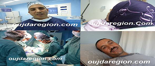 بالفيديو حصري ومؤثر..شاهدوا نجاح أول عملية لزرع الكلي بالمسشفى الجامعي بوجدة