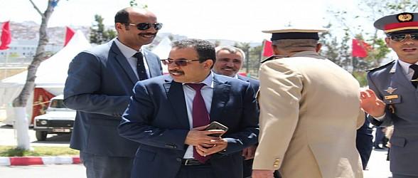 رئيس الشؤون الداخلية لطنجة مصطفى الحراش كاتبا عاما بعمالة فكيك