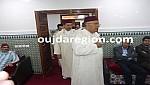 خالد سفير الوالي المدير العام للجماعات المحلية يحل بوجدة