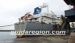 عاجل…انطلاق الخط البحري لنقل الحاويات بميناء الناظور