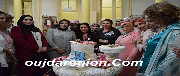 صور..الدكتورة صباح الطيبي تتوج النساء الرائدات