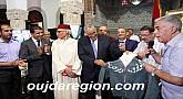 شاهدوا..وقائع حفل صعود المولودية الوجدية بحضور السفير الفلسطيني