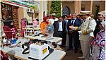 بالصور..ثابت عامل جرادة يسلم معدات و تجهيزات في إطار المبادرة الوطنية للتنمية البشرية