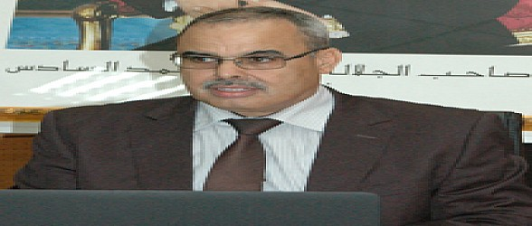 Mr. Hanafi ABOUKIR Directeur Général De La RADEEO