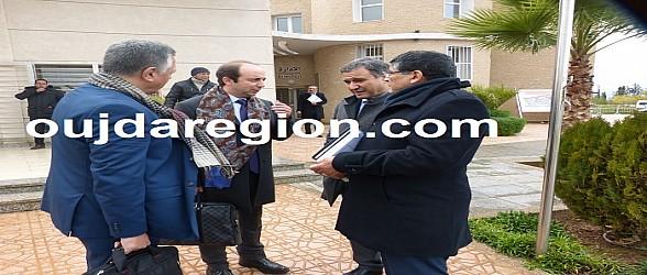 وزارة الصحة تكشف تفاصيل وفاة شاب أضرم النار في جسده بوجدة