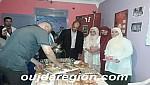 صور..حبوها عامل بركان يشارك الصم والبكم فرحتهم بالمقر الجديد