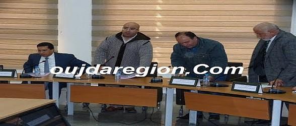 عاجل..هشام الصغير يرفع دورة المجلس إحتجاجا على العراقيل لإشتغال المحلي(فيديو)