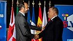 قمة مجموعة الستة لاروبا .. إبراز جهود المغرب في مجال مكافحة الارهاب والهجرة السرية