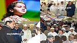 شوفوا…كيف تكلم العالم مصطفى بنحمزة عن مريم أمجون وأطلق حملة الكتب رفقة عامل اقليم جرادة