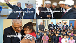 فيديو وصور..دردوري الوالي المنسق الوطني للمبادرة يتفقد مشاريع جرادة