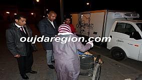صوت وصور..جمعية مغاربة العالم ترسم البسمة على وجوه المشردين بوجدة