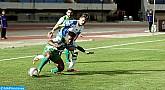 فريق المولودية الوجدية يتعادل مع ضيفه سريع وادي زم (0-0)