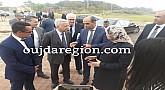 صوت وصور…ساجد وزير السياحة يحل بالسعيدية في زيارة ميدانية لمشاريع سياحية رفقة العامل حبوها