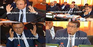 صوت وصور..تفاصيل ترأس الدكالي وزير الصحة للمجلس الادري للمستشفى الجامعي محمد السادس بوجدة