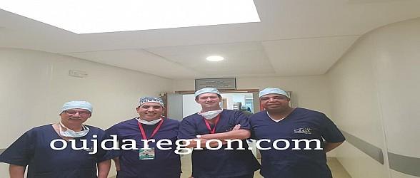 شاهدوا..من وجدة،المؤتمر الثالث للجراحة المتطورة بالمنظار يكشف سبل علاج سلس البول عند الرجل والمرأة
