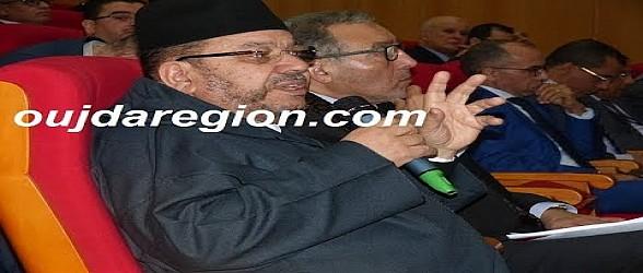 حصري..العلامة بنحمزة يدعو المجالس المنتخبة إلى تجاوز الخلافات من أجل الصالح العام
