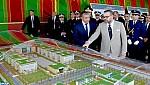 جلالة الملك يعطي انطلاقة أشغال إنجاز المقر الجديد للمديرية العامة للأمن الوطني بالرباط، رافعة للتحديث والنجاعة