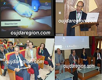 صوت وصور…أول مرة بوجدة:إجراء عمليات جراحية للتشوهات الخلقية عند الأطفال