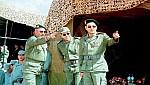 القوات المسلحة الملكية تتلقى الامر اليومي من طرف جلالة الملك