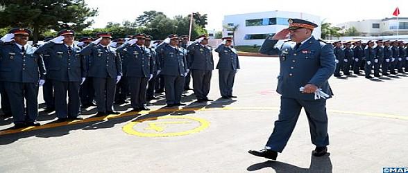 الدرك الملكي يحتفي بالذكرى الثالثة والستين لتأسيس القوات المسلحة الملكية