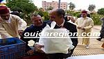 """بتعليمات ملكية…حبوها عامل بركان يطلق عملية الدعم الغذائي """"رمضان 1440 هـ"""""""