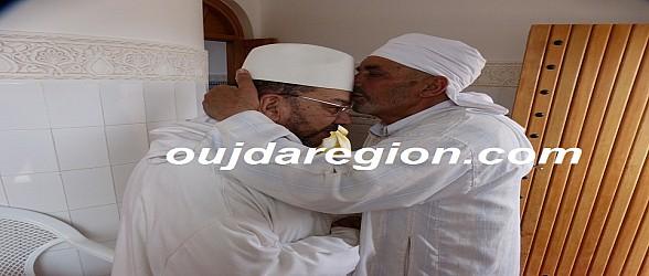 شاهدوا..العلامة بنحمزة يكشف في خطبة الجمعة تاريخ أهل أنكاد ويصف آذان المسجد الجديد بتحية السلام للجزائر