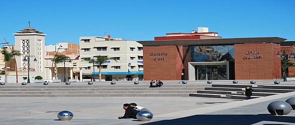 مهزلة بوجدة…مؤسسة للتعليم العالي تبرم اتفاقية مع منتدى غير قانوني