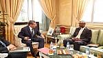 فيديو وصور..أخنوش يتباحث بالرباط مع الأمين التنفيذي لاتفاقية الأمم المتحدة لمحاربة التصحر