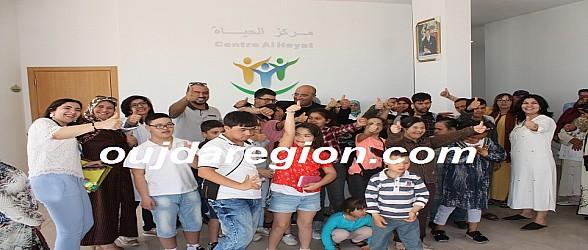 خبر سار…هشام الصغير يضع لمؤسسة ريم للتثلث الصبغي مقرا جديدا للعمل