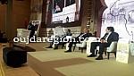 صور حصرية…بنعتيق وزير الجالية يفتتح من وجدة اول جامعة للشباب الافريقي