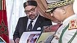 الحسيمة..الجنرال الوراق يسلم لجلالة الملك كتابا حول تحديث القوات المسلحة الملكية