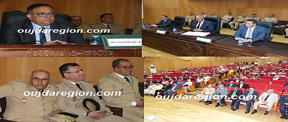 صوت وصور…الجامعي والي جهة الشرق يدعو رجال السلطة الجدد إلى ملامسة مشاكل المواطنين