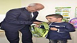 صور..التويجر عامل تاوريرت يعطي انطلاقة الدخول المدرسي ويتفقد ظروف الاشتغال